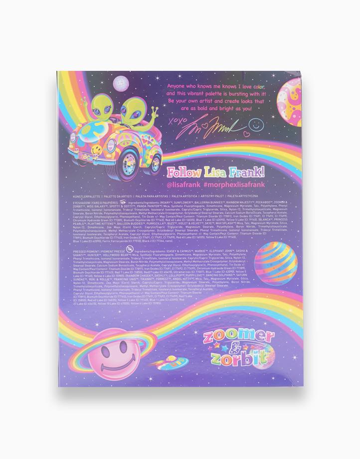 Morphe X Lisa Frank 35B By Lisa Frank Artistry Palette by Morphe   Zoomer & Zorbit™