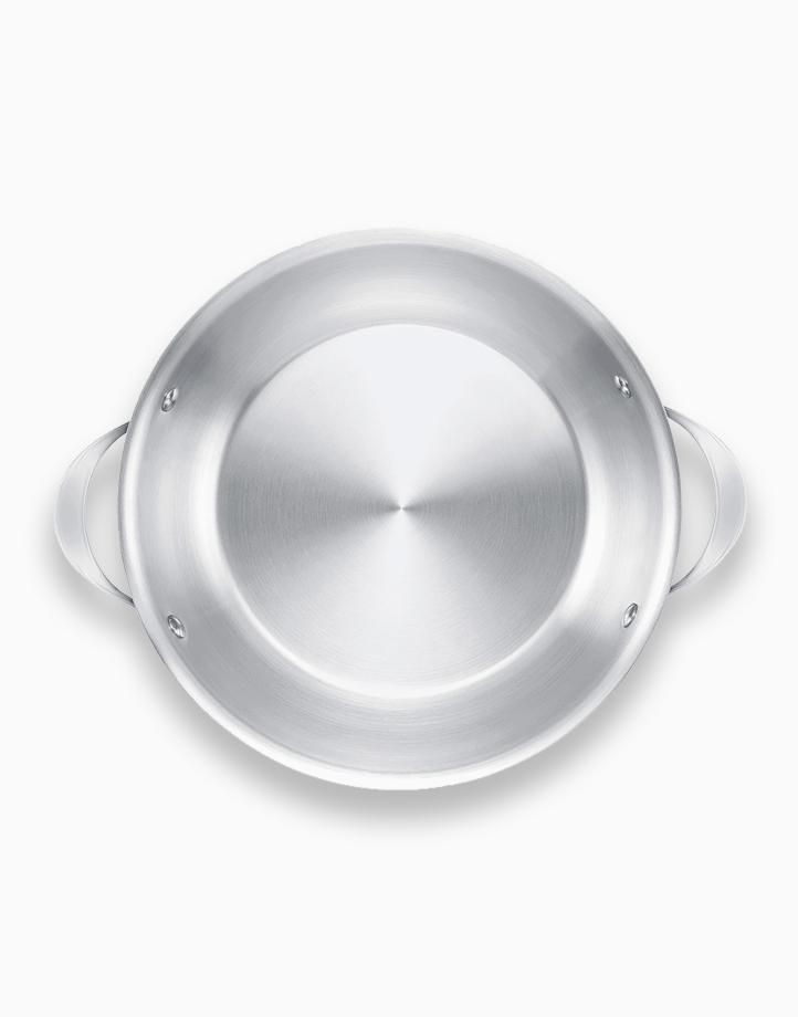 Per Vita 28cm 5.5Qt Saute Casserole with Lid by Essteele