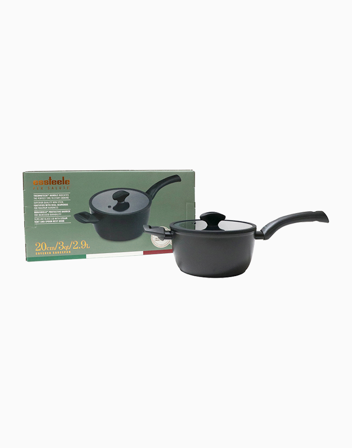 Per Salute 20cm Covered Saucepan with Lid by Essteele
