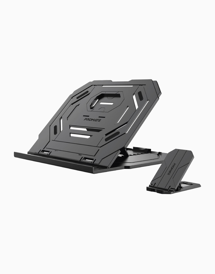 ProCooler-1 Foldable Laptop and Smartphone Riser Stand by Promate