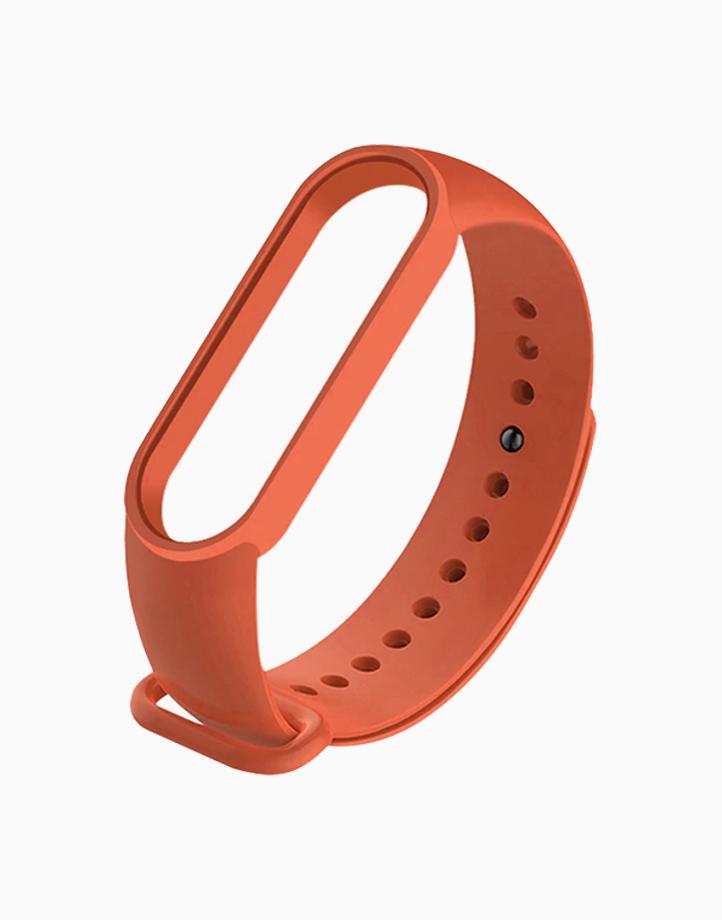 Mi Band 5 and 6 Strap by Xiaomi | Orange