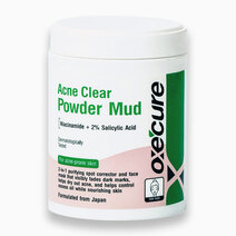 Acne Clear Powder Mud (50g) by Oxecure