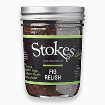 Stokes Fig Relish (250g) by Raw Bites