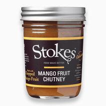 Stokes Mango Fruit Chutney (240g) by Raw Bites