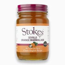 Stokes Seville Orange Marmalade (340g) by Raw Bites