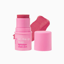 On-The-Go Blush Lightweight Cheek Stick in Flushed by Happy Skin