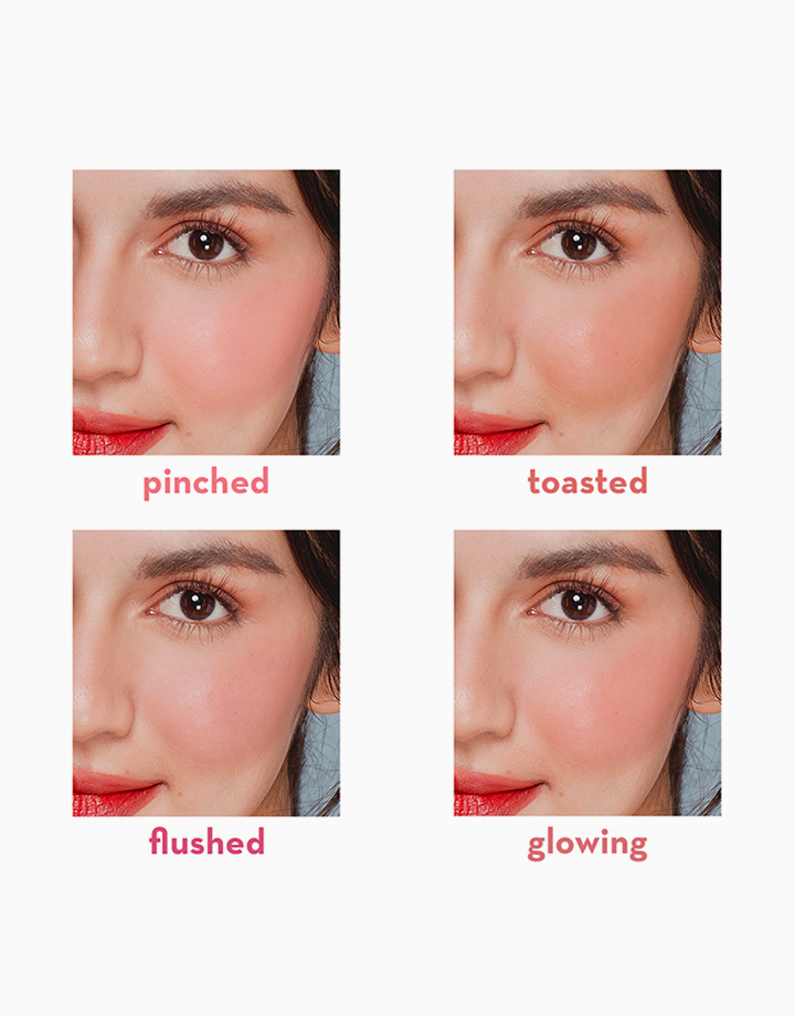 Generation Happy Skin On The Go Blush Lightweight Cheek Stick in Toasted by Happy Skin