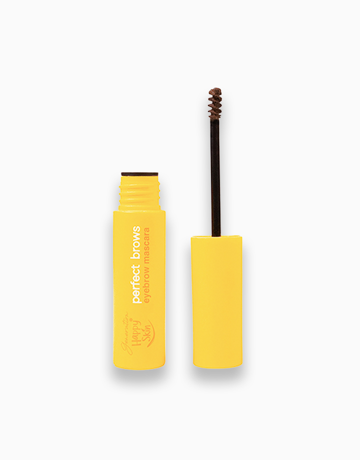 Generation Happy Skin Perfect Brows Eyebrow Mascara by Happy Skin   Natural Brown