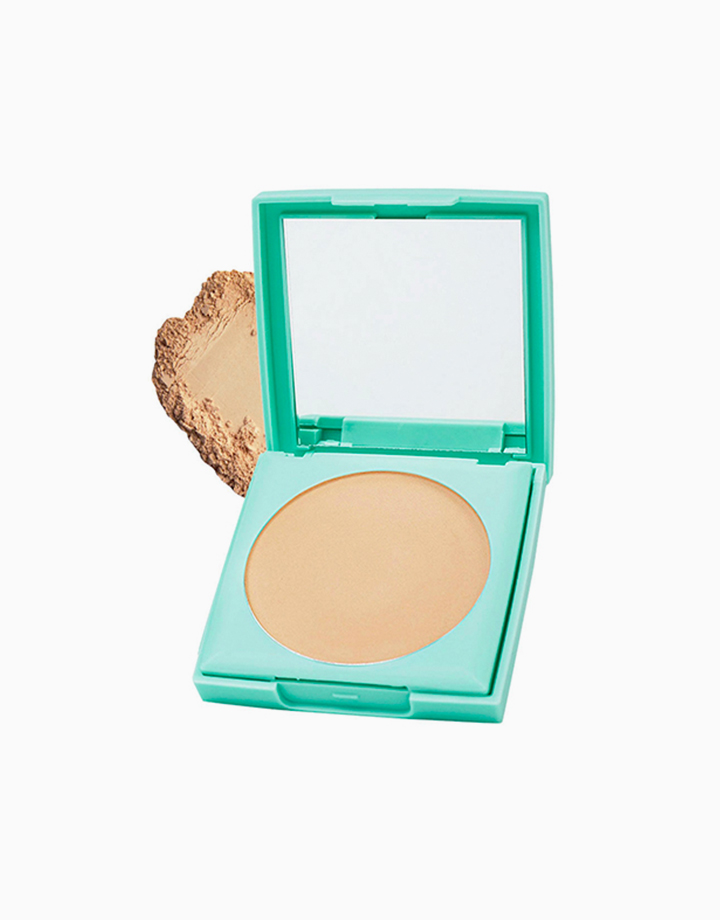 Stay Fresh Weightless Pressed Powder in Medium Beige by Happy Skin