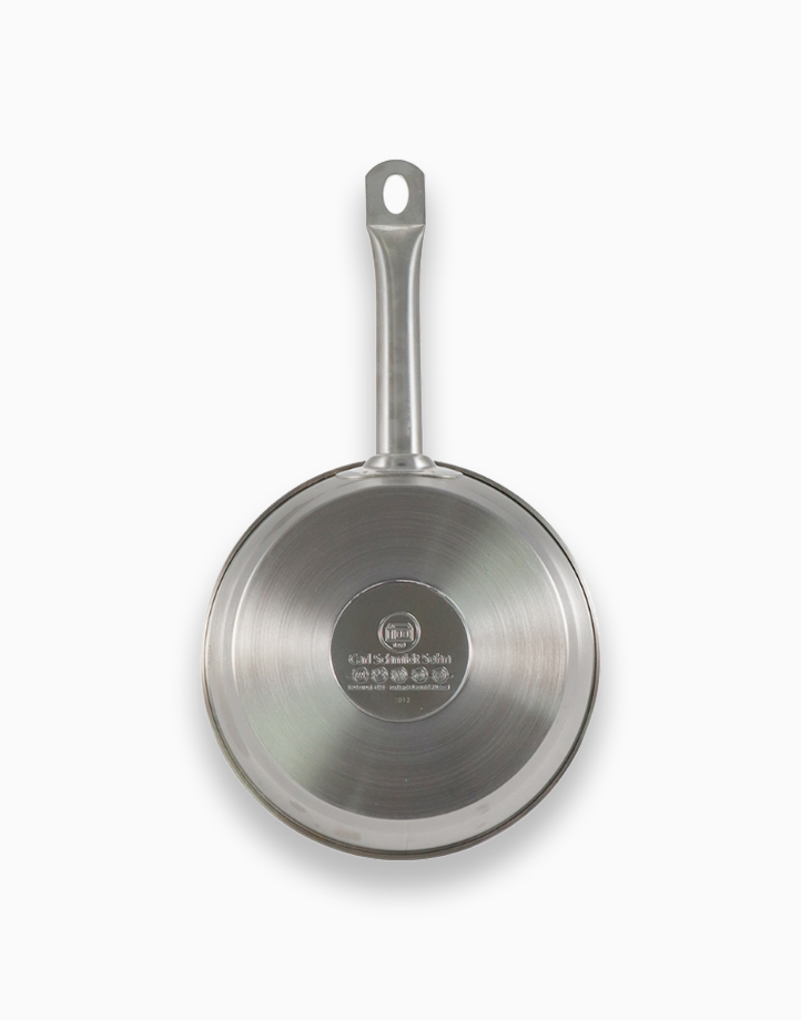 Pro-X Frying Pan Stainless Steel (20cm) by Carl Schmidt Sohn