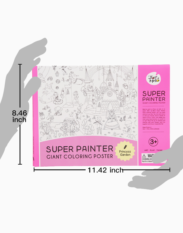Super Painter Giant Coloring Poster Pads by Joan Miro | Princess Garden