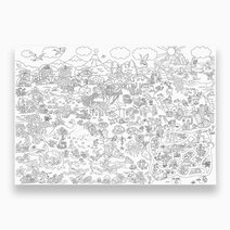Super Painter Giant Coloring Poster Pads by Joan Miro