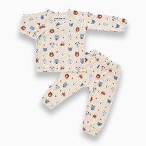Bindy Animal Kimono PJ Set by Bear the Label