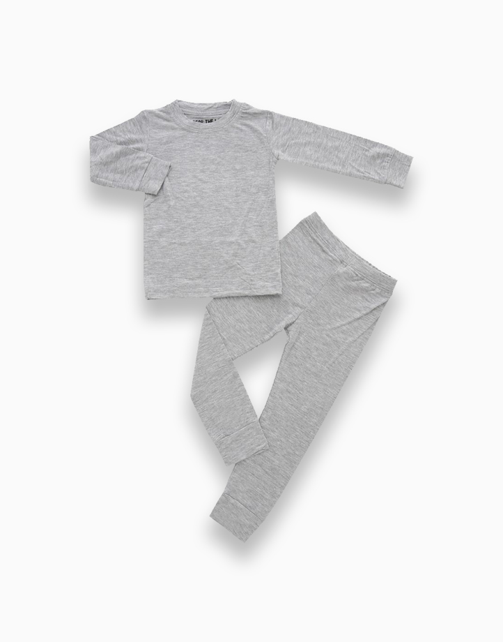 Bree Grey Long Sleeved PJ Set by Bear the Label   2-3 T