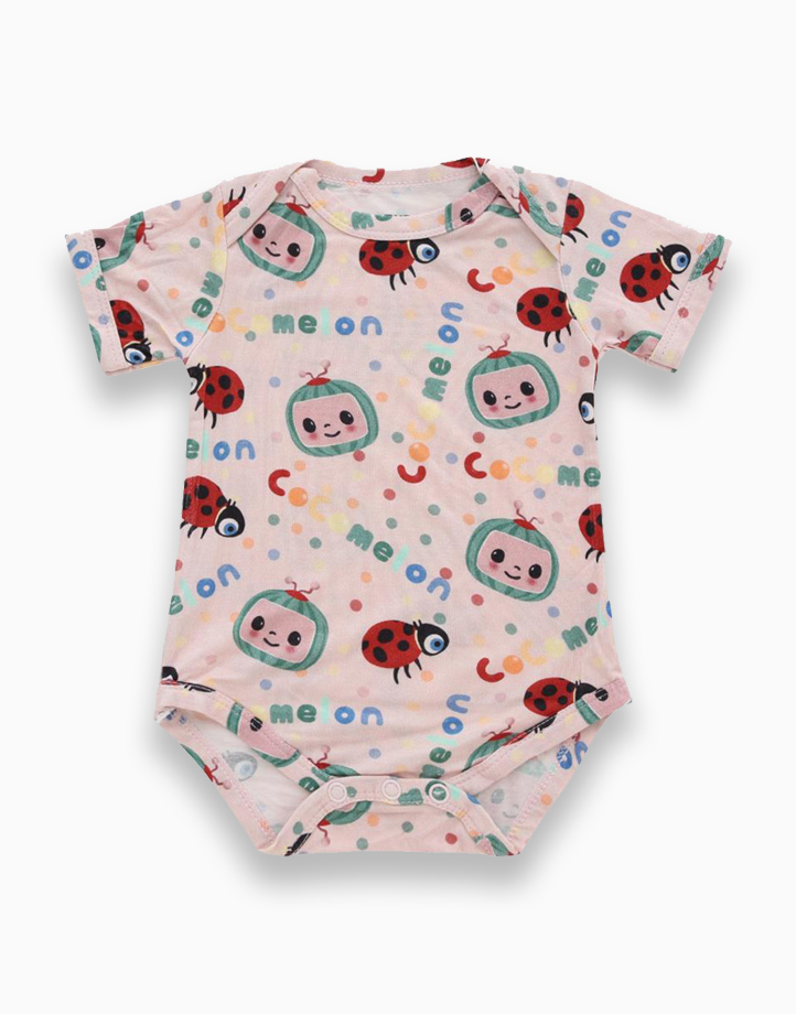 Callie Cocomelon Envelope Onesie by Bear the Label | 0-3 Months