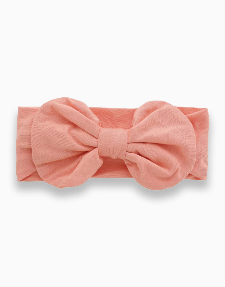 Kira Bow by Bear the Label | Coral