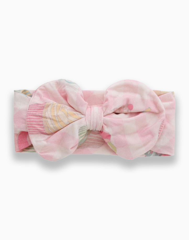 Kira Bow by Bear the Label | Cupcake