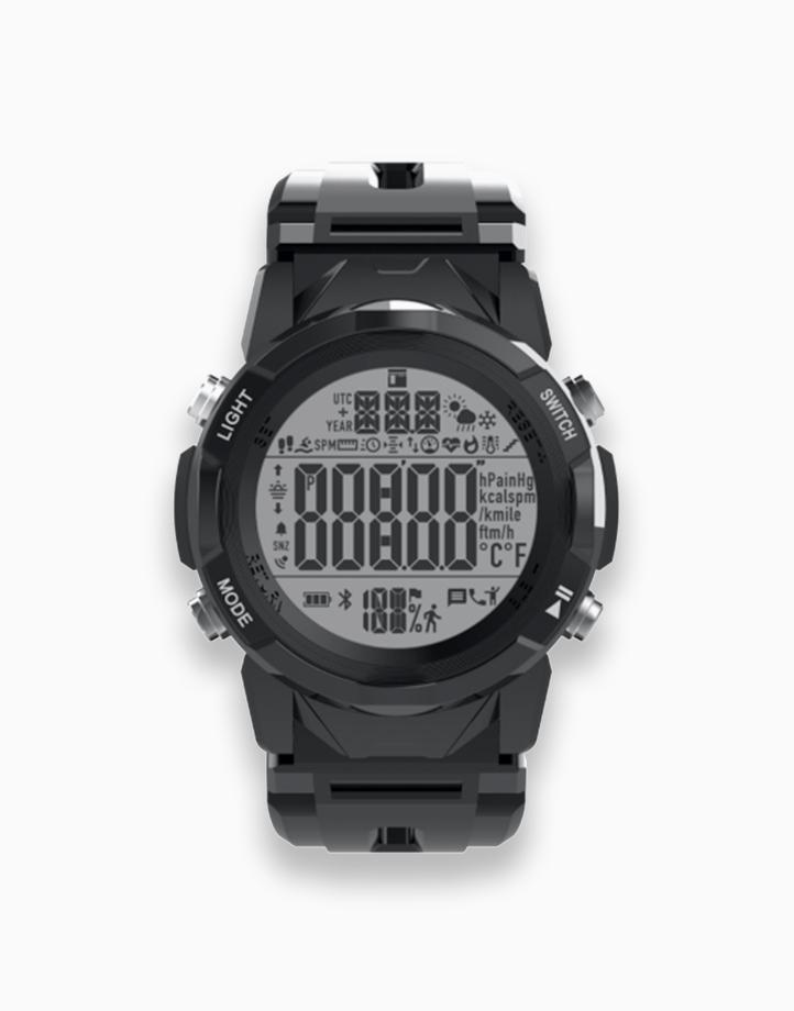 C2 Smart Watch (Black) by Lenovo