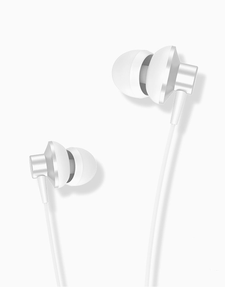 HE05 Neckband Bluetooth Headset by Lenovo   White