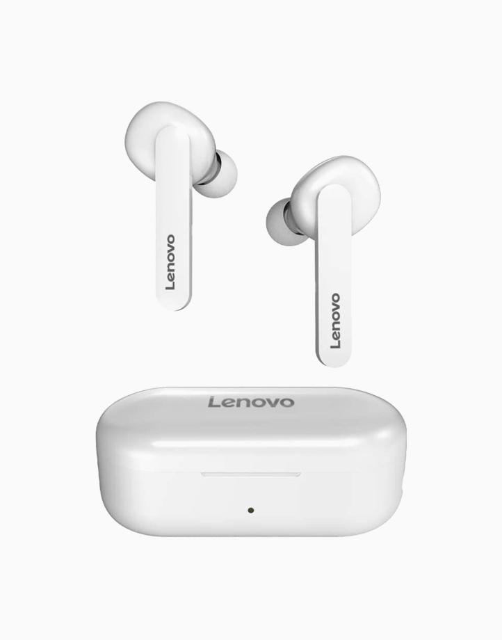 TWS Headset HT28 by Lenovo | White