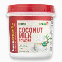 Organic Coconut Milk Powder (227g) by BareOrganics