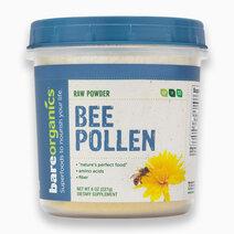 Raw Bee Pollen Powder (227g) by BareOrganics