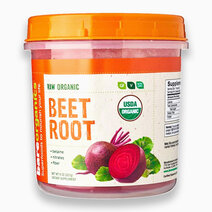 Raw Organic Beet Root Powder (227g) by BareOrganics