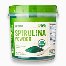 Raw Organic Spirulina Powder (227g) by BareOrganics