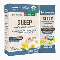 On-the-Go Organic Vegan SLEEP Superfood Water Enhancer (5 Sticks) by BareOrganics