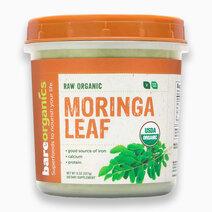Raw Organic Moringa Leaf Powder (227g) by BareOrganics