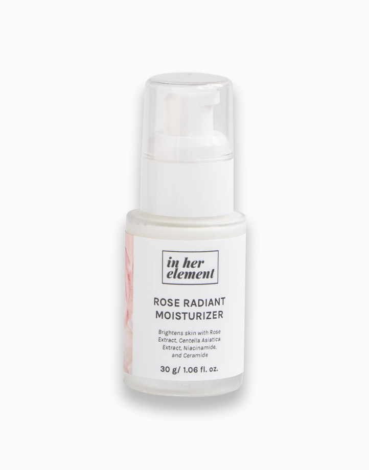 Rose Radiant Moisturizer by In Her Element