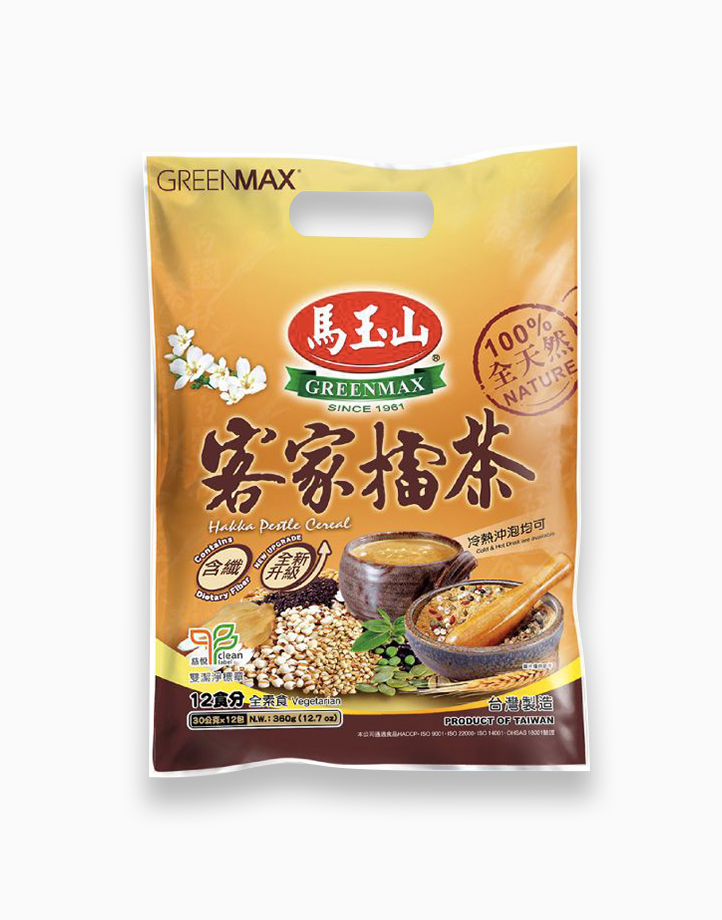 Hakka Pestle Cereal (30g x 12) by Greenmax