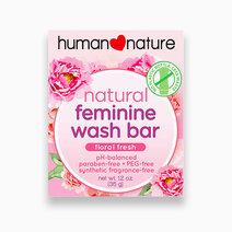 Feminine Wash Bar Floral Fresh (35g) by Human Nature