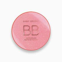 Watermelon Matte BB Powder by Baby Bright
