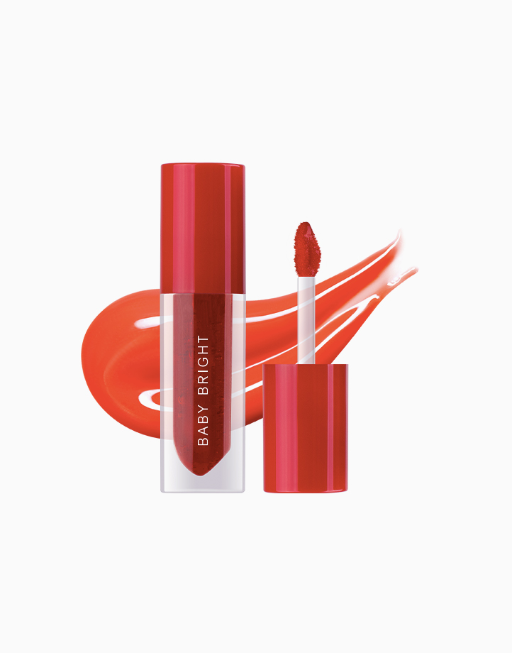 Lip & Cheek Watermelon Gel Tint by Baby Bright | #03 Sassy Orange