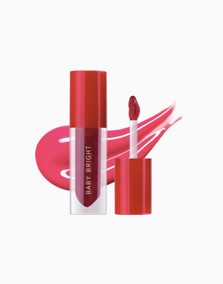 Lip & Cheek Watermelon Gel Tint by Baby Bright | #05 Pretty Red
