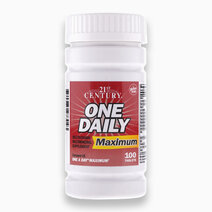 One Daily Maximum (100Tabs) by 21st Century