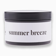 Summer Breeze Scented Soy Candle (2oz) by Happy Island