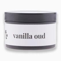 Vanilla Oud Soy Candle (2oz) by Happy Island