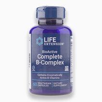 BioActive Complete B-Complex (60 VegCaps) by Life Extension