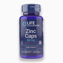 Zinc Caps - High Potency (50mg, 90 VegCaps) by Life Extension