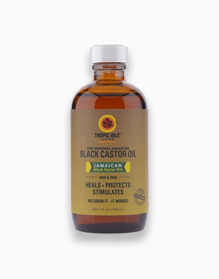 Jamaican Black Castor Oil (4oz / 118ml) by Tropic Isle