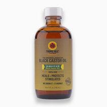 Jamaican Black Castor Oil (4oz/118ml) by Tropic Isle