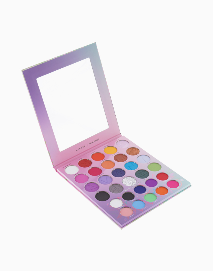Morphe X Avani Gregg For The Bebs Artistry Palette (Scratched Packaging) by Morphe