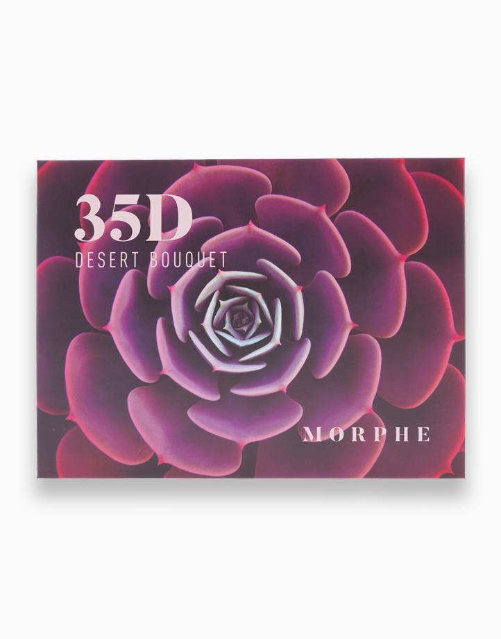 35D Desert Bouquet Artistry Palette (Crumpled Packaging) by Morphe