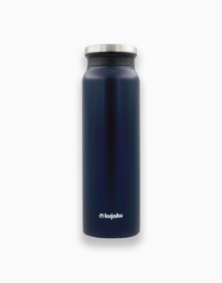 Double Wall Stainless Steel Vacuum Bottle (800ml) by Kujaku  