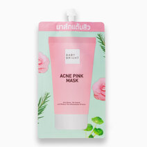 Acne Pink Mask by Baby Bright