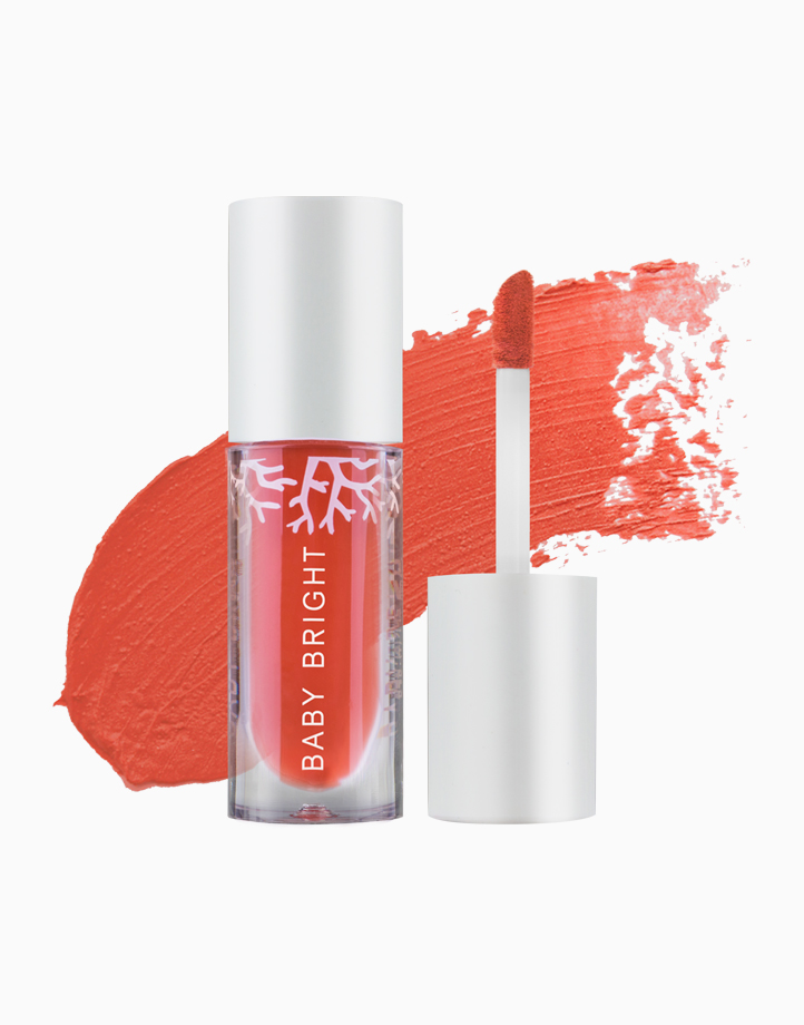 Lip and Cheek Matte Tint by Baby Bright   #22 Cantaloupe