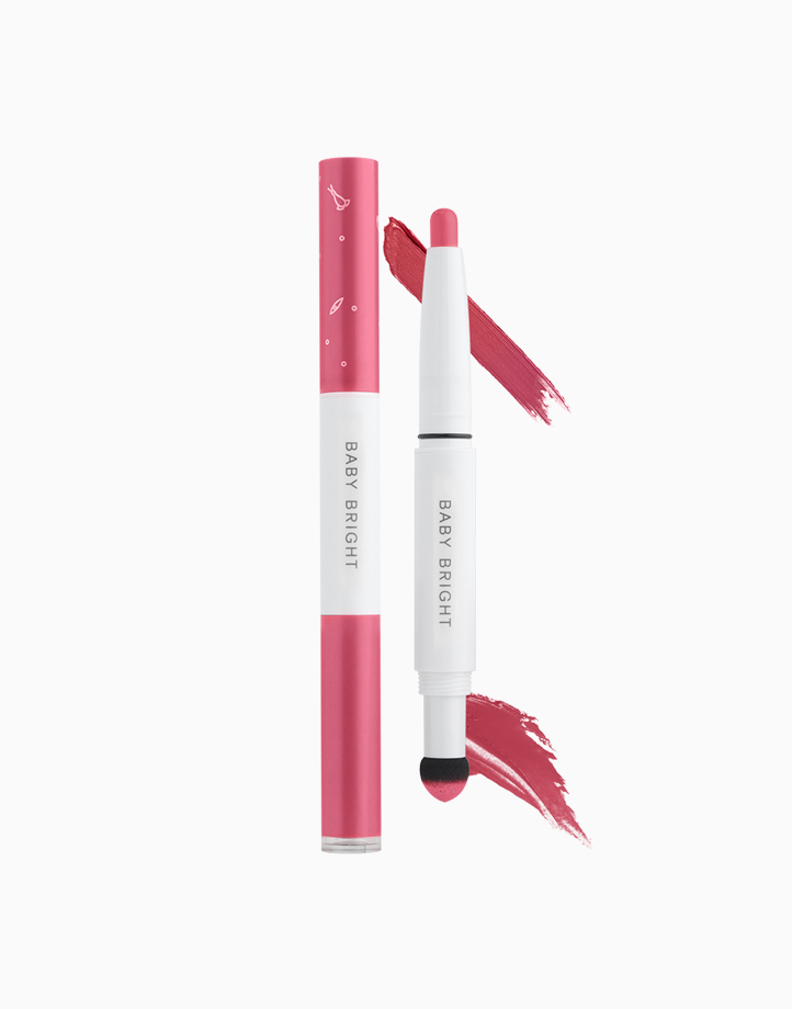 Plankton Matte Cushion Lip and Moist Tint by Baby Bright   #10 MLBB Pink