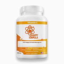 Vitamin C Pureway-C 500mg (60 Capsules) by My Happy Formula